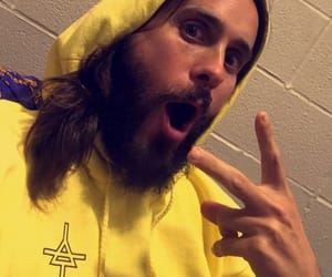 30 seconds to mars, jared leto, and peace and love image