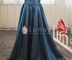 taffeta, lunss, and promdress image