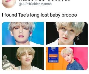 kpop, taehyung, and lol image
