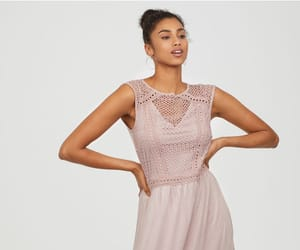 dress, gown, and H&M image