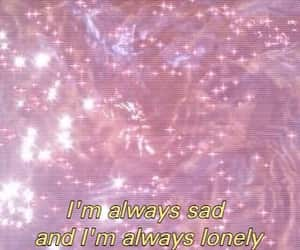 depression, lonely, and sadness image
