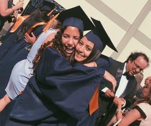 graduation, high school, and Prom image