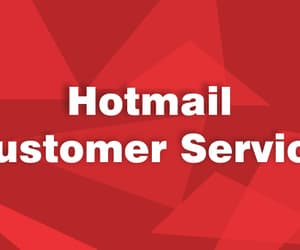 hotmail customer service image