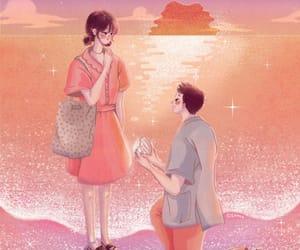 playa, novios, and parejas image