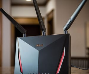 asus router support image