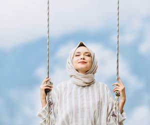 hijab, محجبات, and 😍 image