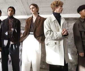 80s fashion, black, and menswear image