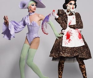 drag queen, ru paul, and ru pauls drag race image