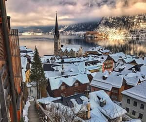 austria, europe, and winter image