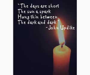 candle light, Darkness, and hope image