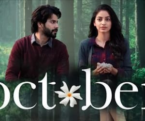 india, movie, and october image