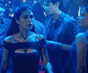 gif, the mortal instruments, and isabelle lightwood image