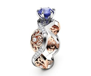diamonds, engagement ring, and etsy image