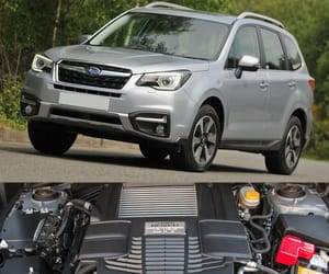 SUV, subaru forester, and forester image