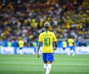 brazil, neymar, and brazilian image