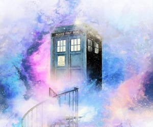 art, beautiful, and doctor who image