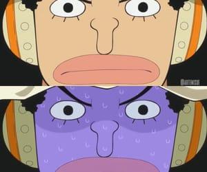 anime, usopp, and god usopp image