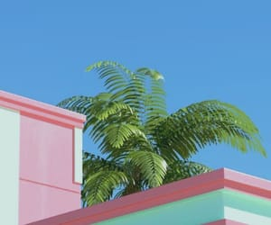 aesthetic, pastel, and summer image