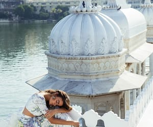 architecture, bollywood, and india image