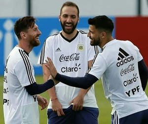 argentina, sports, and higuain image