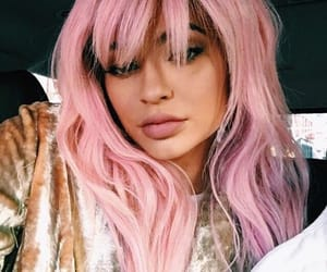 celebrity, pink, and kylie jenner image