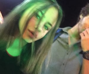 blurry, fame, and girl image