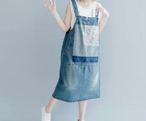 etsy, summer dress, and vintage dress image