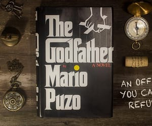 bookish, etsy, and godfather image