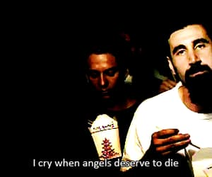 gif, music video, and chop suey image