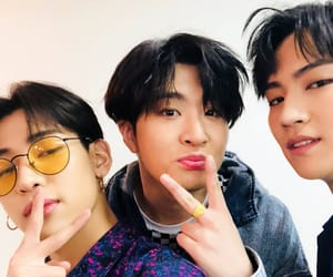 JB, bambam, and youngjae image