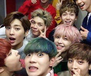 boys, korean, and boygroup image