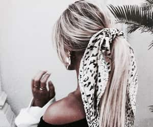 accessories, blondie, and hairstyle image