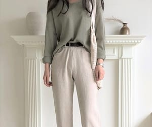 casual, Q, and korean clothing image