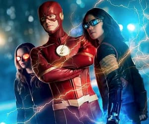 the flash, vibe, and killer frost image