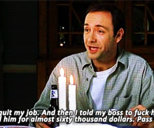 american beauty, gif, and kevin spacey image