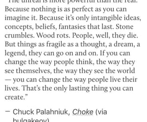 chuck palahniuk, quotes, and words image