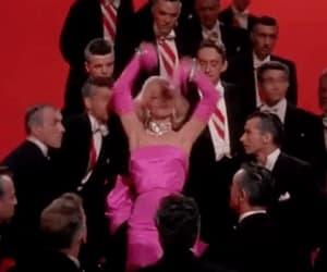 Gentlemen Prefer Blondes, Marilyn Monroe, and gif image