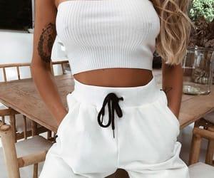 white, fashion+style+outfits, and fashion inspo image