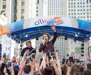 concert, today show, and michael clifford image
