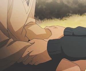 anime, say i love you, and gif image