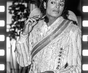 80s, beautiful, and king of pop image