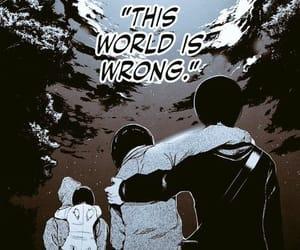 anime, sad boy, and kirishima image