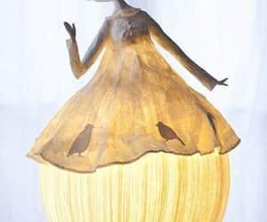 bailarina, lámpara, and creatividad image