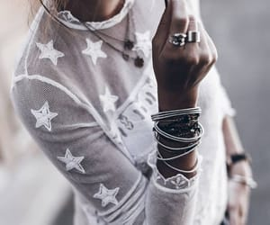 fashion, model, and girl style image