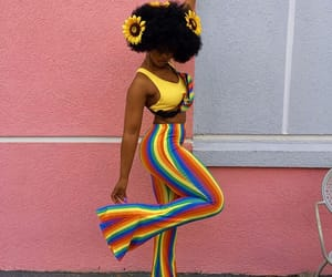 colorful, fashion, and outfit image