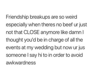 avoid, awkward, and beef image