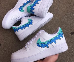 air force and nike image
