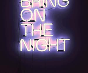 night, light, and gif image