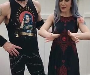 kiss, arch enemy, and alissa white-gluz image