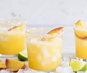 drink, food, and margaritas image